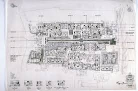 Home Extension Design Software Free Site Plan Of The Bali Hyatt Hotel Extension 1990 Geoffrey Bawa