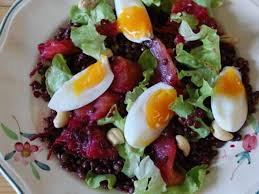 cuisiner betterave crue recettes de salade de betterave crue