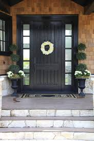 Topiary Balls With Flowers - 59 front door flower and plant ideas