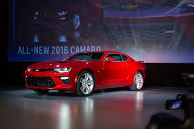 sixth camaro 2016 chevrolet camaro revealed inside the sixth camaro