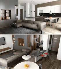 Best Concept Apartment Interiors Images On Pinterest - Apartment design concept