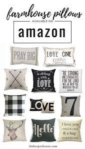 amazon black friday mountain bouse farmhouse decor on amazon neutral pillows joanna gaines and
