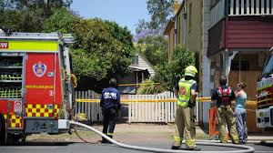 fire alongside river royal inn photos video the maitland mercury