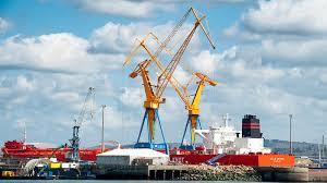 chambre de commerce brest région bretagne port de brest le projet le port de commerce