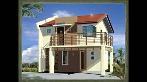 simple two story house design two storey house plans with balcony simple designs and ideas 9