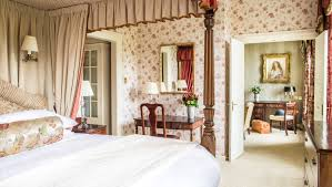 Gold And Silver Bedroom by Lucknam Park Wins Gold And Silver Awards At South West Tourism