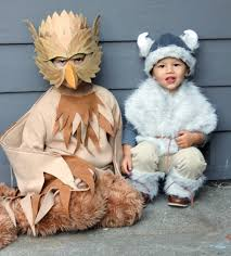 Snowy Owl Halloween Costume by Small Friendly Handmade Halloween 2015