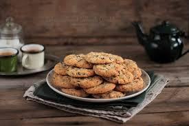 pralin de cuisine cookies au pralin pépites de chocolat maryse cocotte