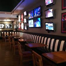 Bar Design Ideas For Restaurants Characters Sports Bar U0026 Grill Is Waiting For You With 18 Hdtvs 14