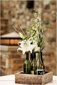 Beer Centerpieces Ideas by Best 10 Wine Bottle Vases Ideas On Pinterest Chalkboard Wine