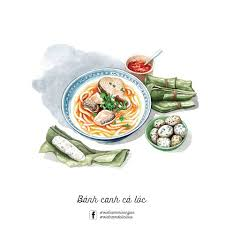 cuisine viet viet nam mien ngon a journey in watercolor through s
