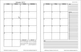 2 page monthly calendar template 2016 calendar template 2017