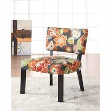 Printed Accent Chair Accent Chairs Furniture Tapestry Chairs