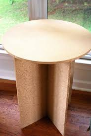 30 inch c table 30 inch round decorator table unique x mdf wood posite