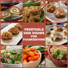 100 vegetable side dishes for thanksgiving mrfood