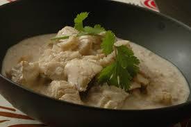 cuisiner le lieu noir lieu noir a l indienne riz au cumin fenouil