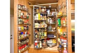 Inside Kitchen Cabinet Door Storage Inside Door Storage Rack Spice Rack For Kitchen Cabinet Door The
