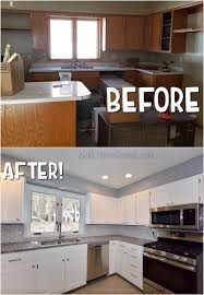 is cabinet refacing cheaper shaker style cabinet door makeover crafty morning