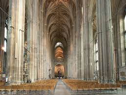 Cathedral Interior Kornbluth Canterbury Cathedral Interior Archive
