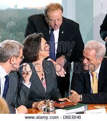 German Cabinet Ministers Peter Ramsauer U0026 Ilse Aigner German Cabinet Ministers 31 October