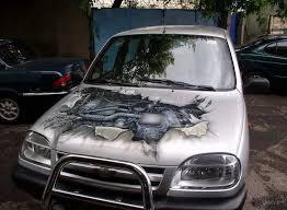 awesome car paint jobs automotive spray paint