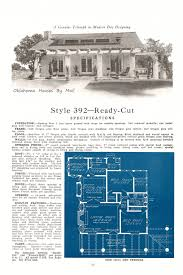 a popular california bungalow pattern used by sears modern homes