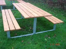 B Om El Tisch Outdoor Tisch Und Bänke Norleg