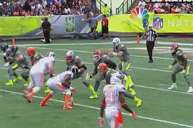Pro Bowl Orlando by Derrick Johnson Tackles Jamaal Charles In The Pro Bowl Sbnation Com