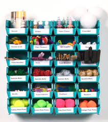 Storage Solutions For Craft Rooms - fun craft room storage solutions to boost creativity