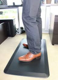 why standing desks improve posture fitness flexibility pelvic