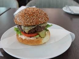short rib beef burger with chimichurri mayonnaise gordon ramsay
