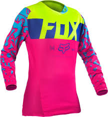 motocross boots closeout 27 95 fox racing youth girls 180 jersey 235515