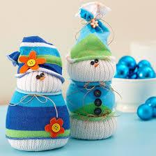 Diy Sock Snowman 121 Best Diy Snowman Decorations Images On Pinterest Christmas