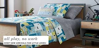 Kid Bedspreads And Comforters Modern Kids Bedding Dwellstudio