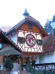 Cuckoo Clock Germany Triberg In The Black Forest Germany