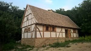 Frame House Travels With Spy German Timber Frame Houses Part 2 Youtube