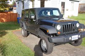 mail jeep lifted random jeep picture u2013 jk with lift and little stock tires