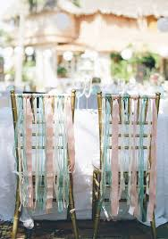 chair ribbons chair decor archives weddings romantique