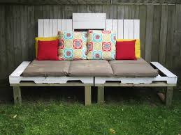Outdoor Pallet Furniture Outdoor Pallet Furniture The Elm Life