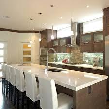 comptoir de cuisine quartz blanc comptoir de cuisine blanc grand arlot contemporain avec comptoir
