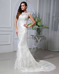 chagne lace bridesmaid dresses buy cheap button satin lace sheath mermaid wedding dresses