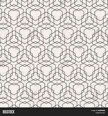 vector modern pattern black vector photo bigstock