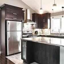 stratifié cuisine armoire de cuisine stratifie cuisine style contemporain avec