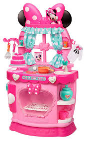 hello kitty modern kitchen set amazon com jusub minnie bow tique sweet surprises kitchen toy