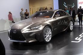 lexus coupe concept lexus lf cc concept reportedly coming in coupe and roadster