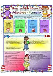 adjective and adverb clauses worksheets mreichert kids worksheets
