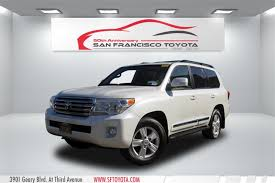 used certified pre owned toyota land cruiser for sale edmunds