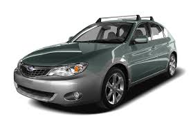 small subaru hatchback 2009 subaru impreza outback sport new car test drive