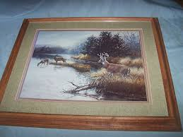 home interior deer picture retired home interior pictures vintage retired home interior