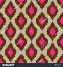 modern ikat seamless pattern web home stock vector 153573962